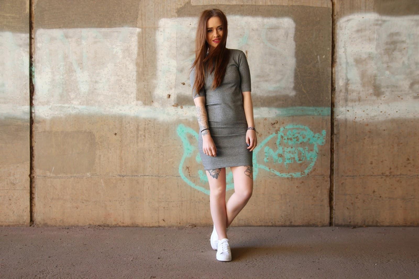 Topshop, Midi Dress, fashion, blogger