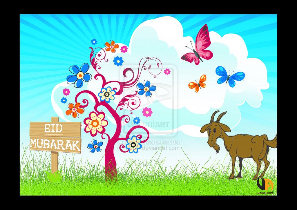 Fantastic Bakra Eid Eid Al-Fitr Greeting - bakra_eid_mubarak_by_uzi2k-735812  Pic_5566 .jpg