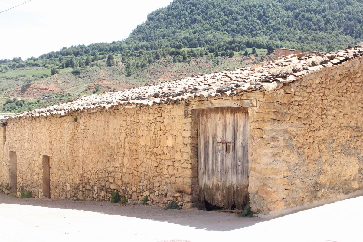 Historias de mi familia 015 sant salvador de tol el for Casas modernas wikipedia