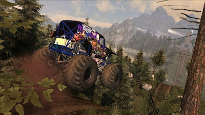 Monster Jam Battlegrounds-CODEX TERBARU screenshot