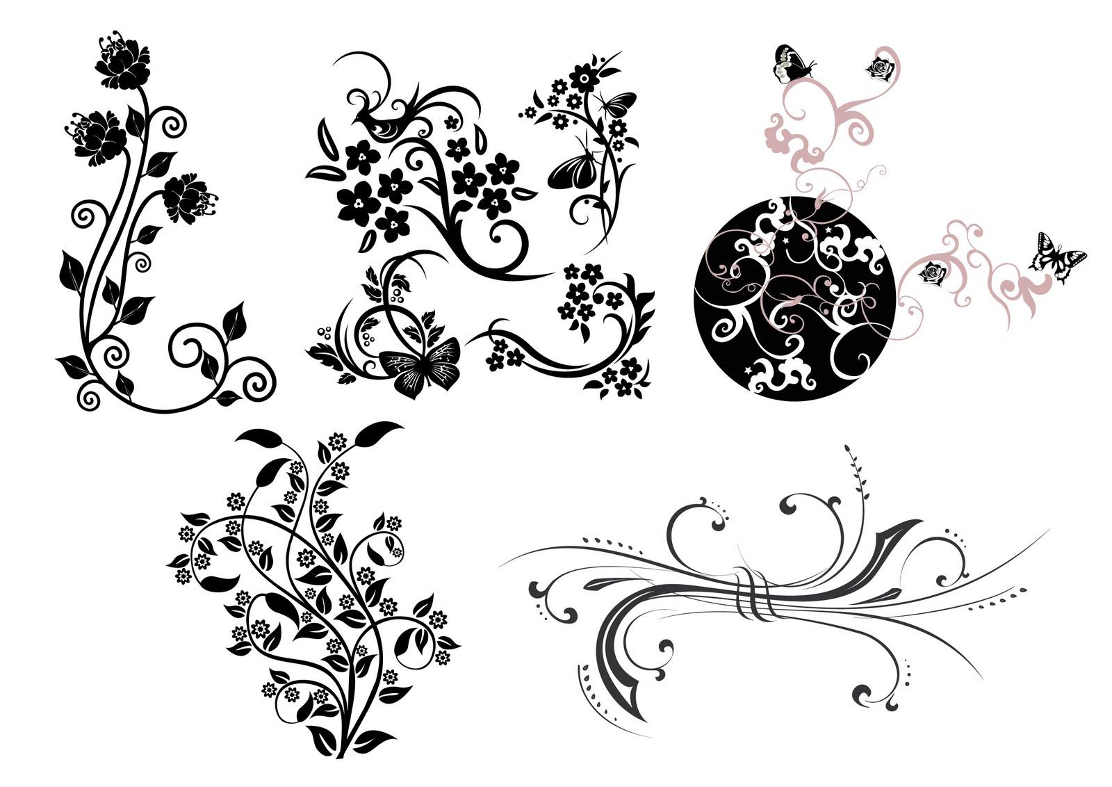 Bunga kerawang vector joy studio design gallery best design - View Image