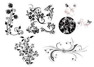 Design Corak Bunga Kerawang Joy...