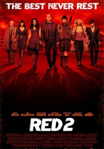 Film Red 2 (2013) di Bioskop Solo Square XXI Solo