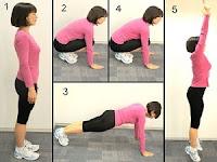Cara Mudah Melangsingkan Tubuh dengan Olahraga Sederhana