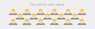 get paid per free signup