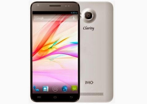 Harga IMO Clarity, Android Lokal Prosesor Octa-core