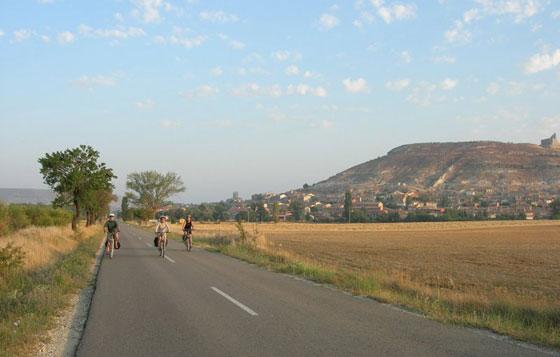 Ruta ciclista 2008