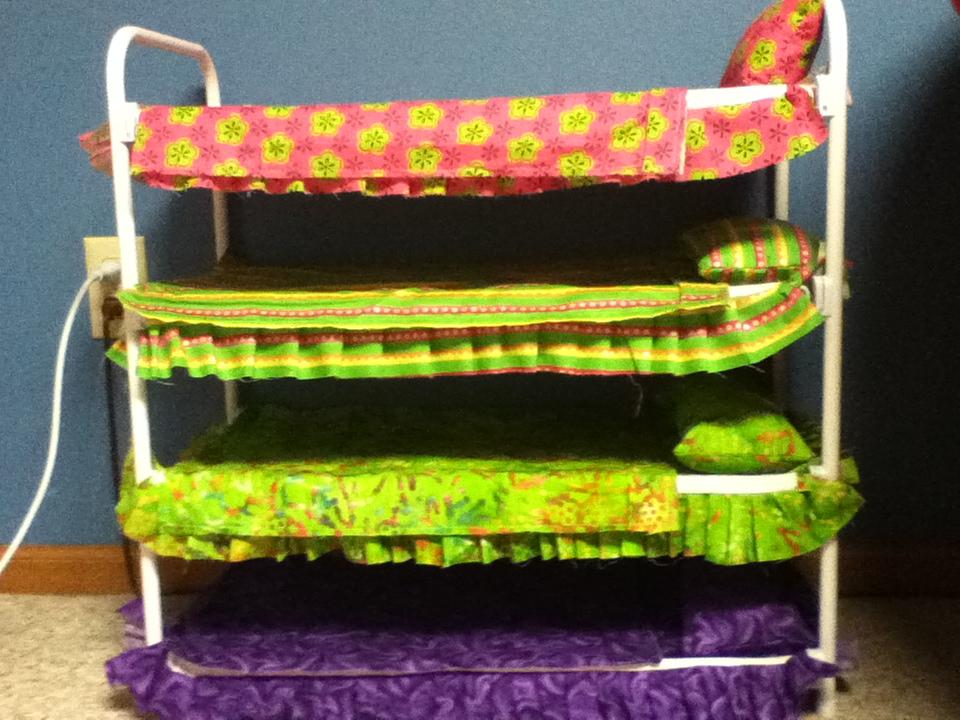 quadruple bunk bed plans - David: Easy Quadruple Bunk Bed Plans Wood Plans US UK CA