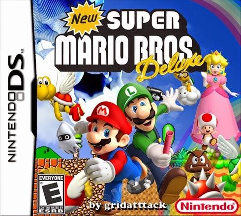 New Super Mario Bros. Deluxe (Nintendo DS) (Español)