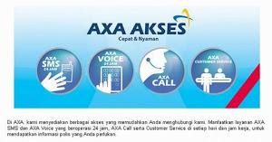 AXA akses