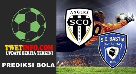 Prediksi Angers vs Bastia