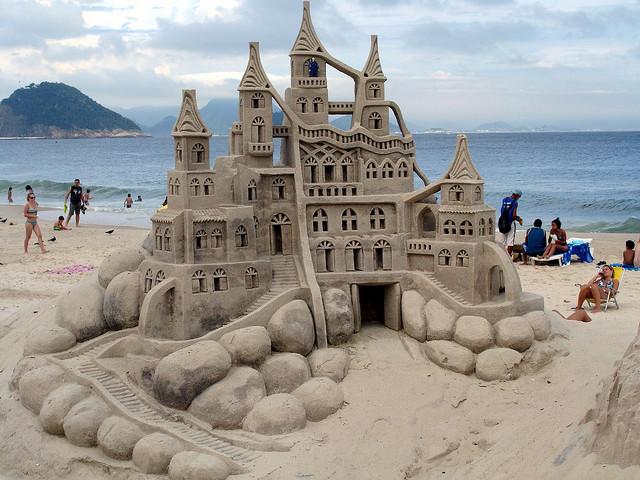 Fantastic Sand's Castle