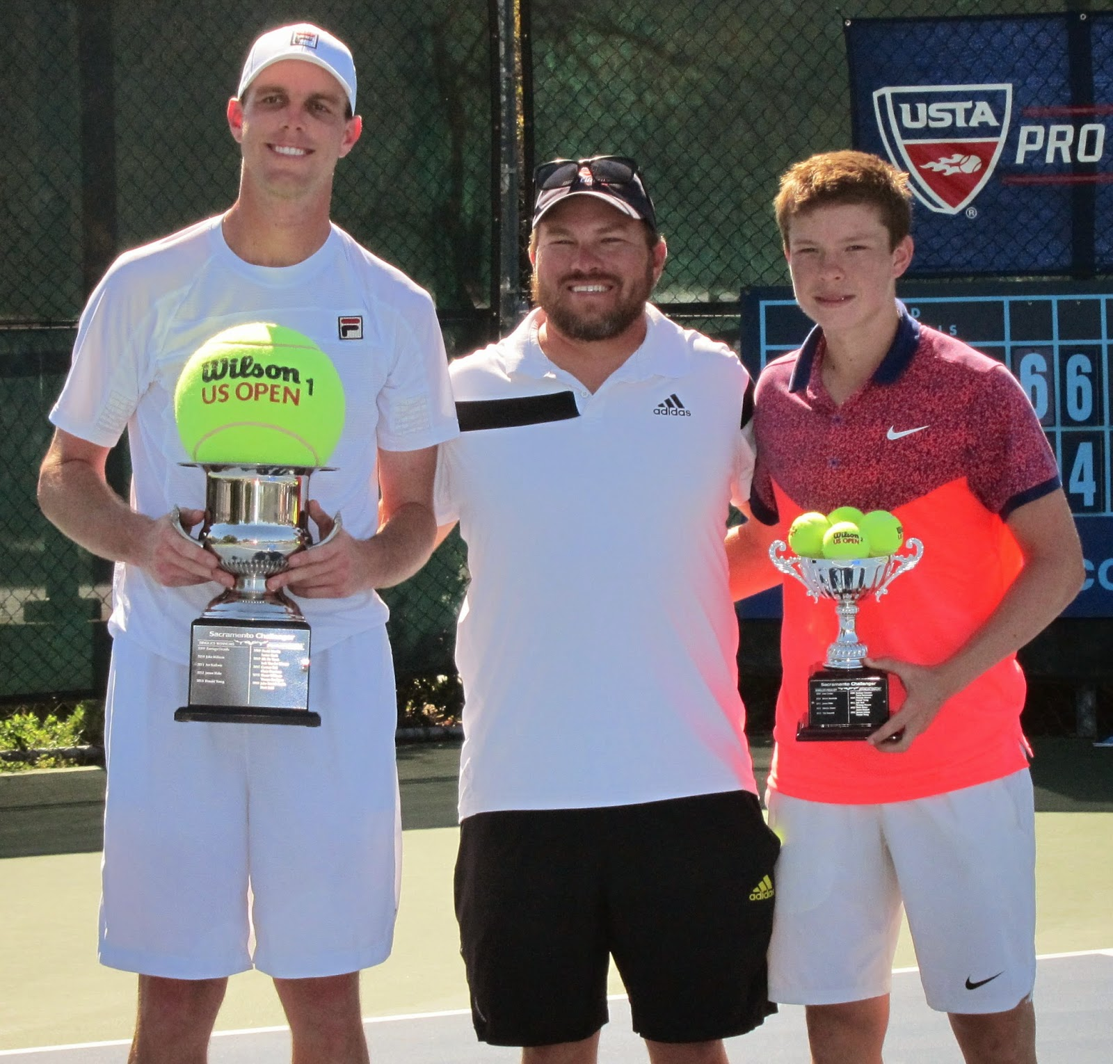 Querrey wins title but predicts top 10 for Kozlov