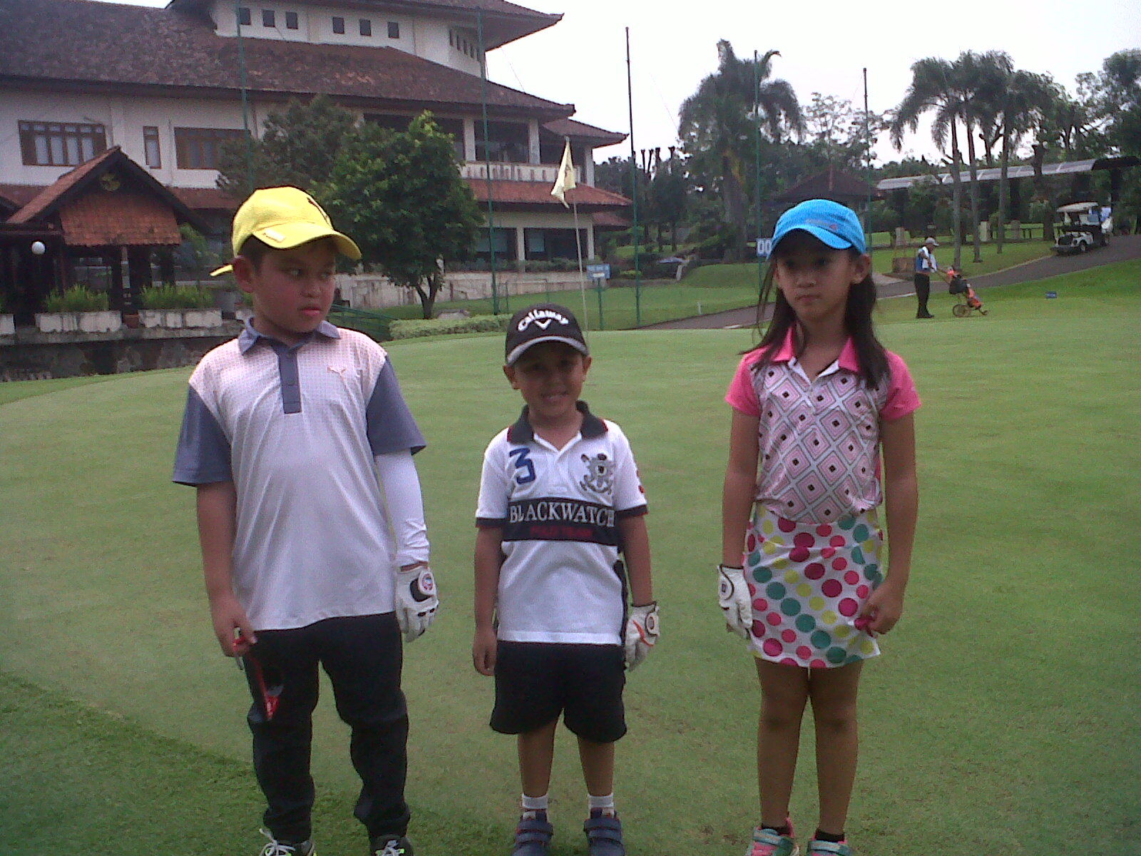 JUNIOR GOLF TOURNAMENT - MEI 2017