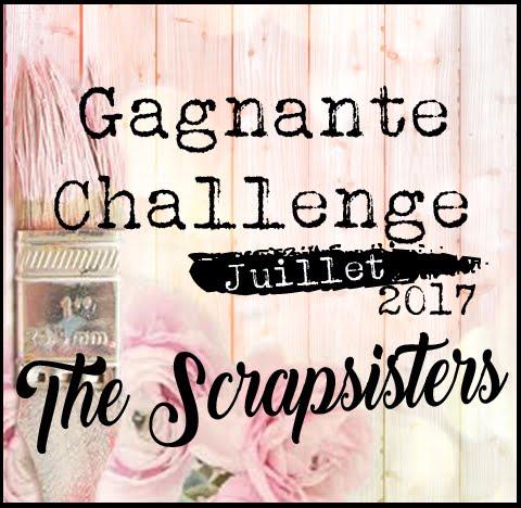 challenge juillet scrapsisters