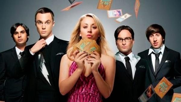Protagonistas Big Bang Theory Millon de dolares