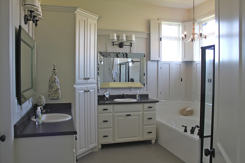 Amy's Casablanca: Master Bath Transformation