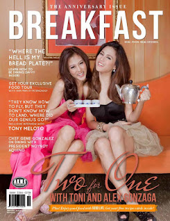 Check out my article on Wildflour in Breakfast's Anniversary Issue!