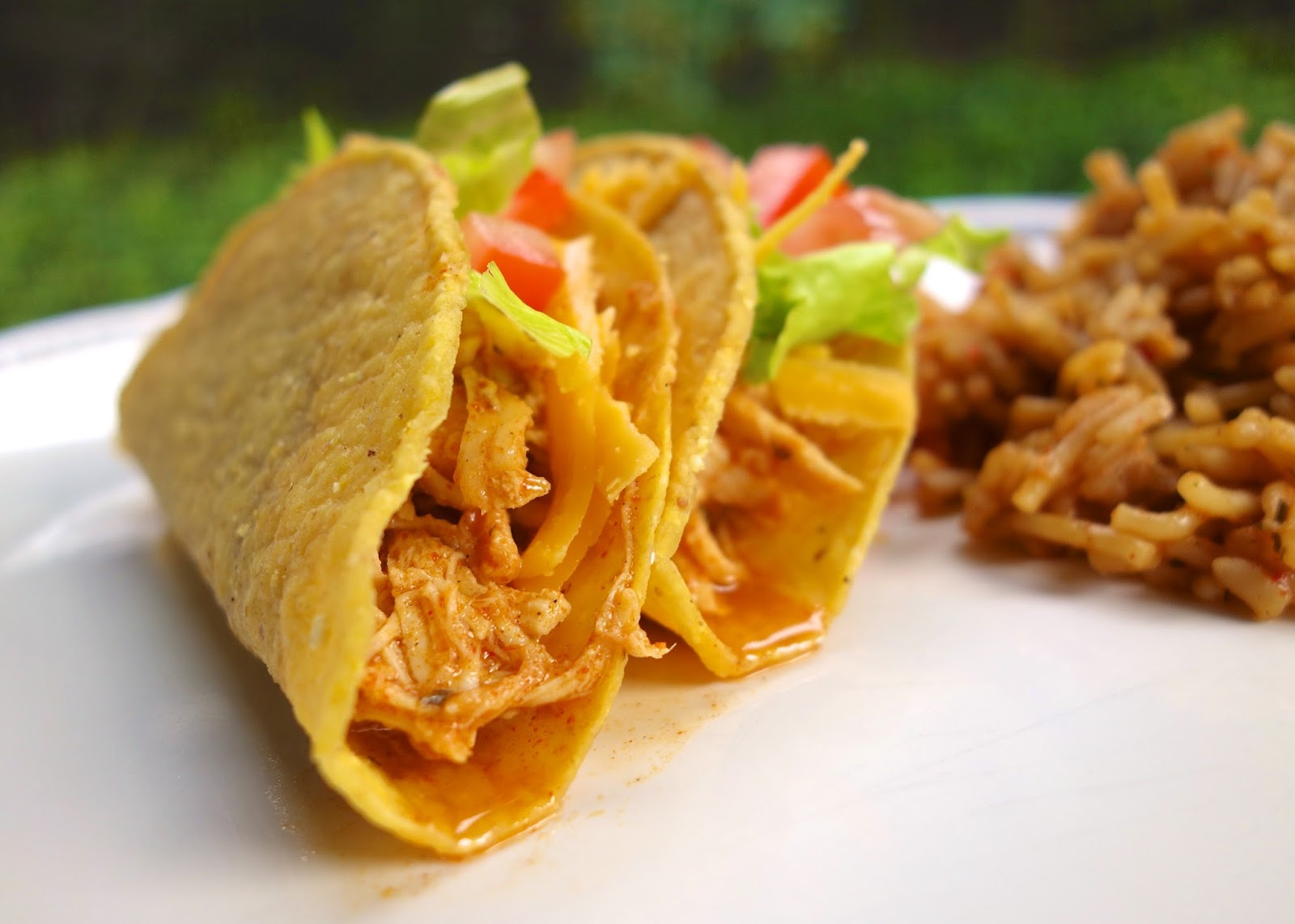 Cool Chickens Cool Ranch Chicken Tacos {slow
