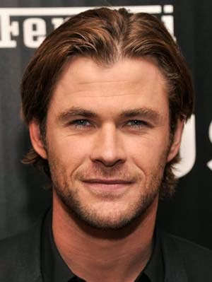 Chris Hemsworth's beard