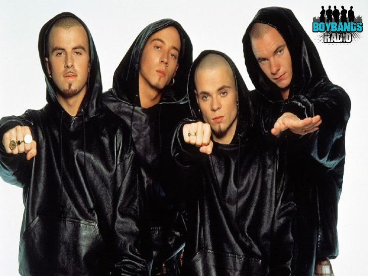From Walthamstow to the entire world: East 17, one of the big boybands from the 90s in the UK and Europe.