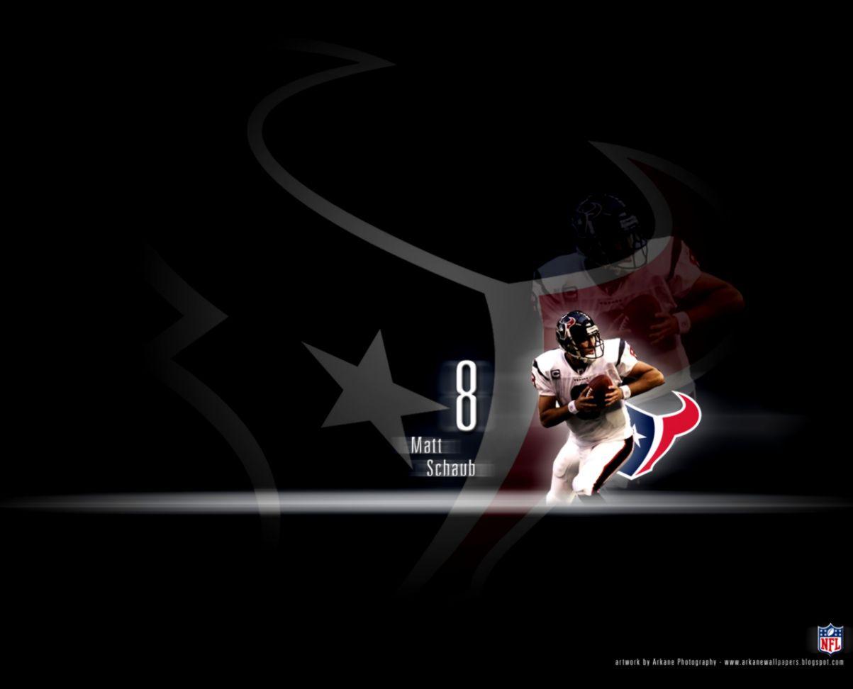 Arkane NFL Wallpapers Matt Schaub   Houston Texans
