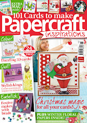 Papercraft Inspirations November 2012