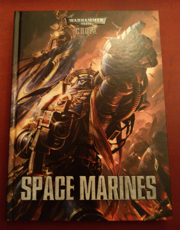 7th ed space marine codex pdf