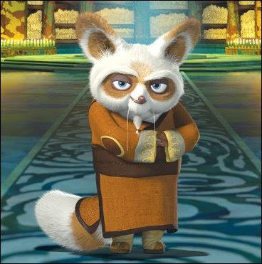 De c ntaros y cantares el rinc n de po y shifu for Andy panda jardin de infantes