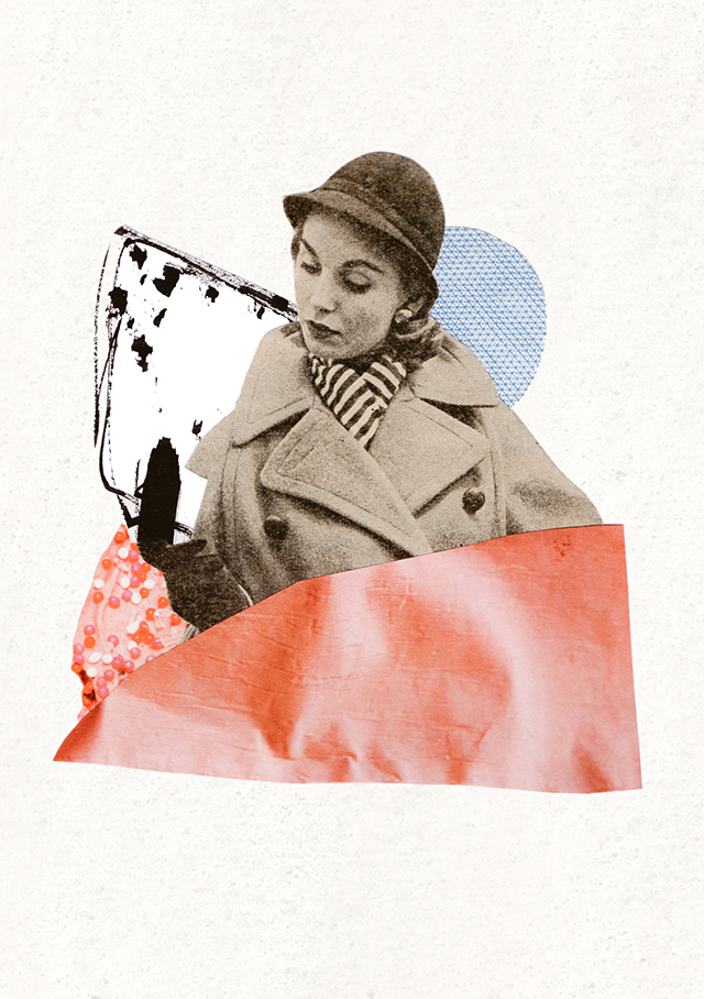 collage by laura redburn