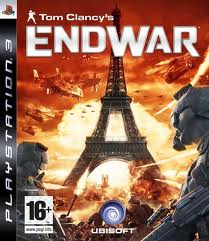 Tom Clancy End War PS3