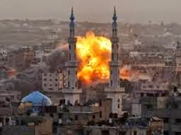 jalur gaza, GAZA, gaza palestina, israel, syuhada, mesjid al-aqsa