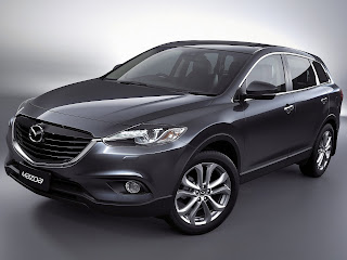 2013 Mazda CX-9 japanese car photos 2