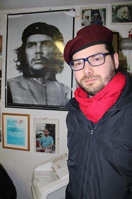 Luca Bagatin e Che Guevara