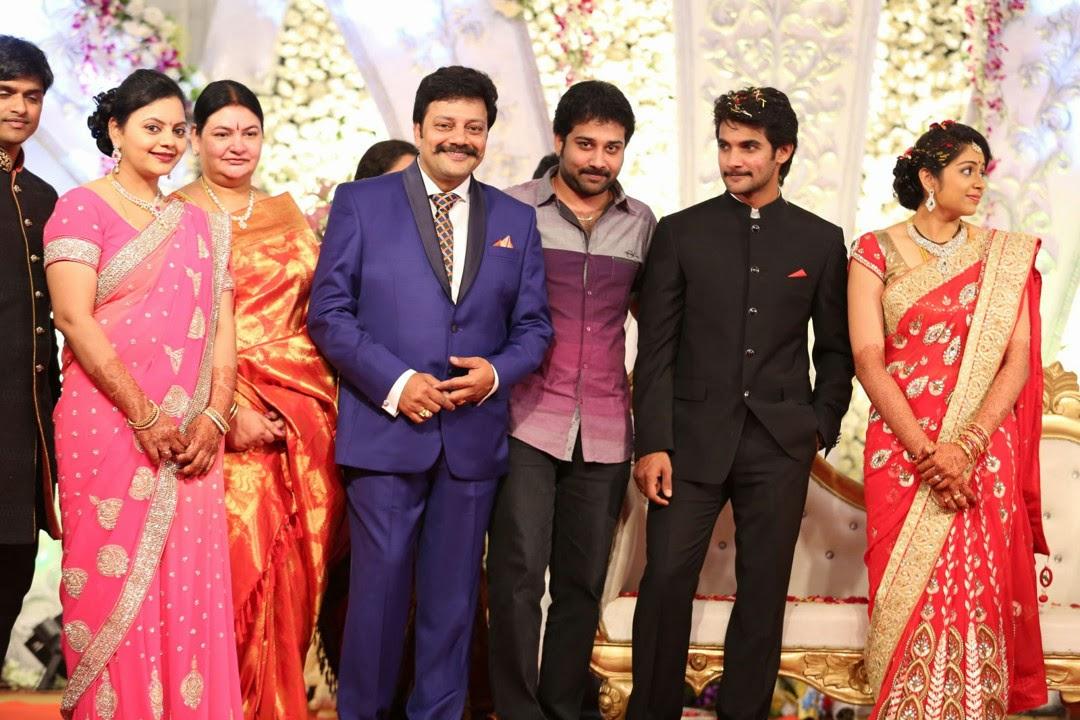 Aadi Aruna wedding reception photos-HQ-Photo-48