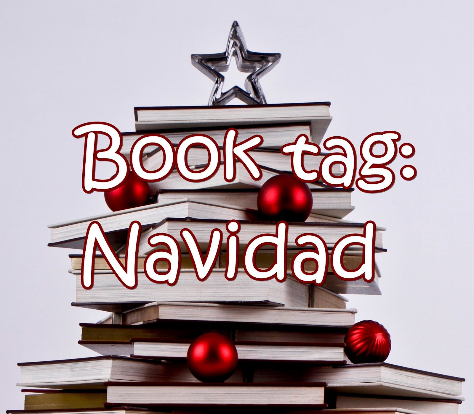 Book Tag navideño