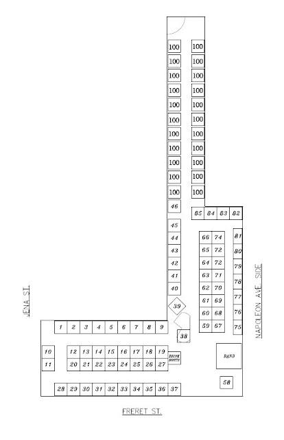 Freret Market layout