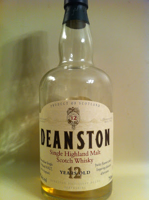 Deanston, 12 Year, Scotch, Whisky, Scotland