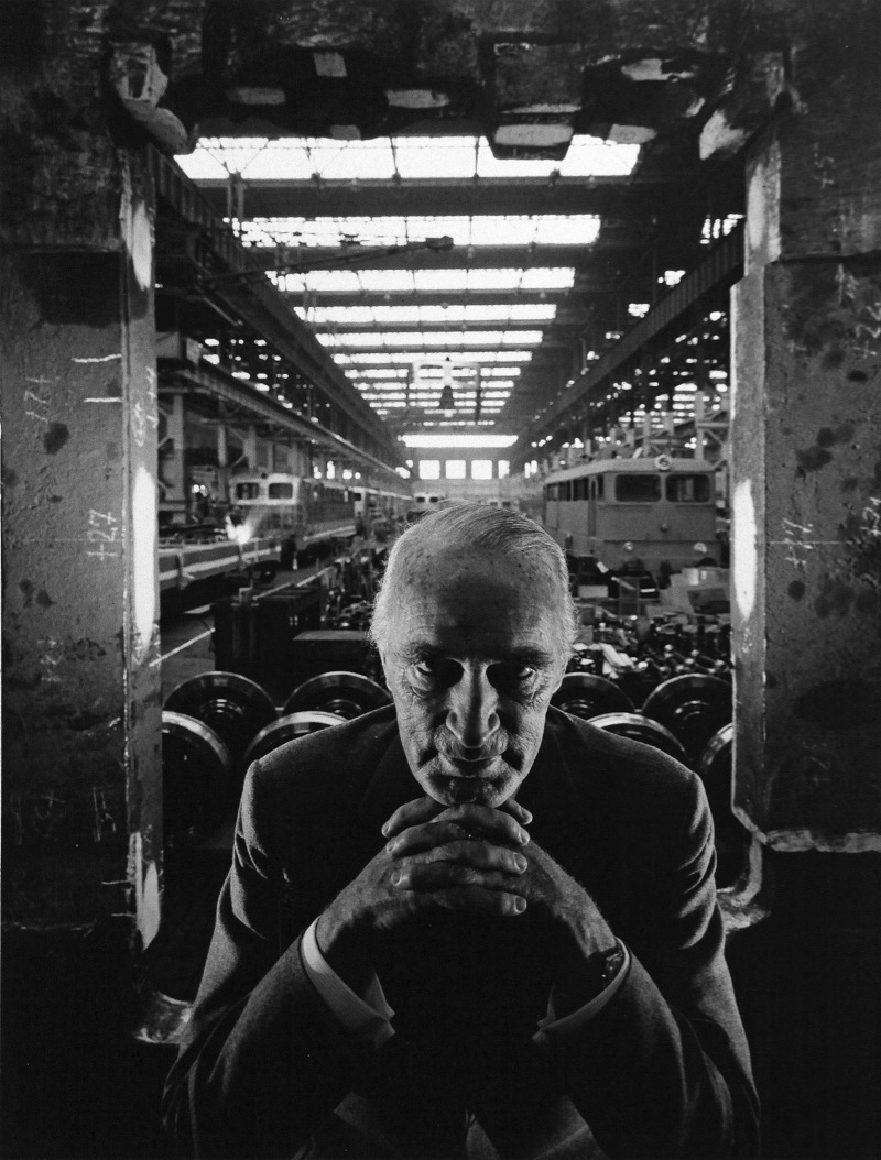 Anthony Lukes Not Just Another Photoblog Blog Photographer Profile Arnold Newman