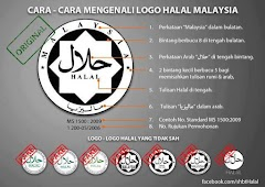 Cara Kenali logo HALAL yang Tulen & Palsu
