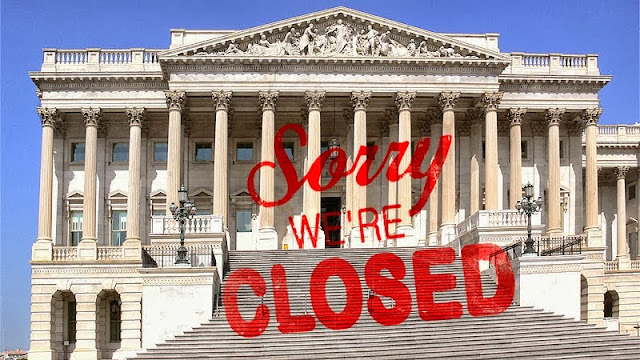 10 Ways US Govt sShutdown Would Hurt America