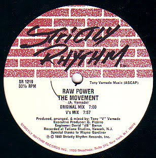 Raw Power - The Movement / Strings