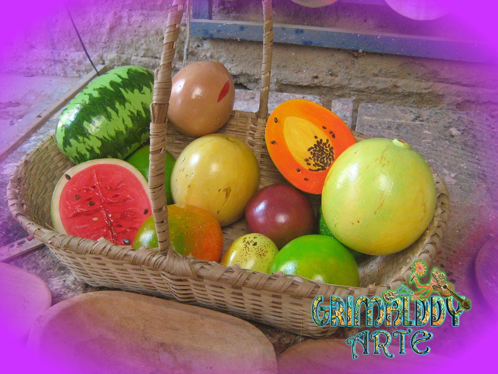Grimalddy en exposici n frutas para comedor en totumo for Comedor de frutas para bebe