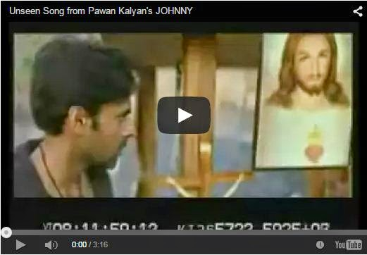 Unseen Song from Pawan Kalyan's JOHNNY