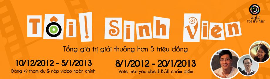 Cuộc thi Tôi! Sinh Viên 2012