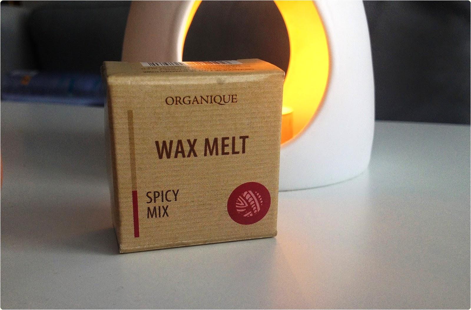 Wiosna…. czyli wosk Spice mix od Organique