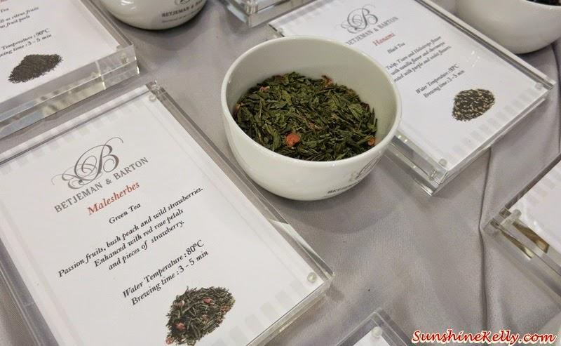 A Rustic Woodland Christmas, Love & Joy, 1 Utama, Christmas 2014, Betjeman & Barton Malesherbes Green Tea, Betjeman & Barton, Malesherbes, Green Tea