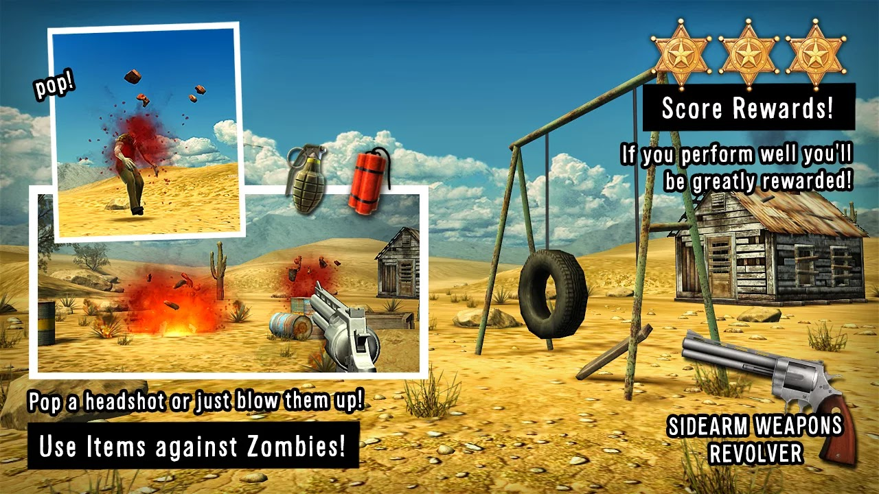 Last Hope - Zombie Sniper 3D v4.0.6 Mod [Unlimited Coins]