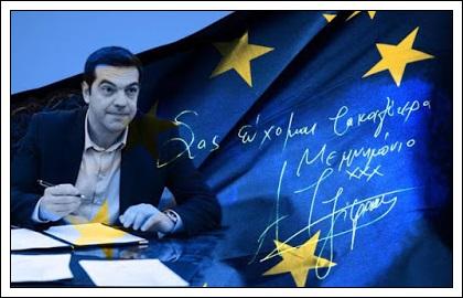 Syriza, Tsipras,