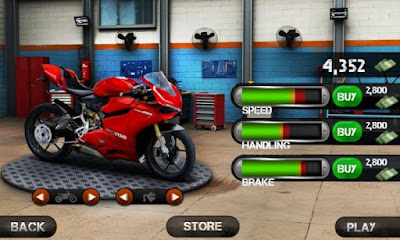 Race the Traffic Moto Apk v1.0.15 Mod-screenshot-4